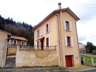 Maison de village AUZON 60 m² ()