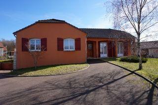 Maison plain-pied BAR LE DUC 130 m² ()