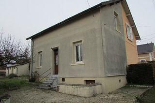 Maison mitoyenne SANVIGNES LES MINES 90 m² ()