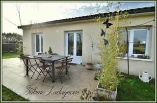 Maison contemporaine NAINTRE 103 m² ()