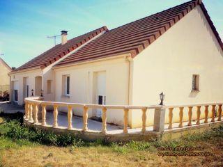 Maison MOINVILLE LA JEULIN 121 m² ()