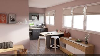 Appartement VILLEJUIF 34 m² ()