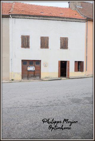 Maison de village CHATEL MONTAGNE 65 m² ()