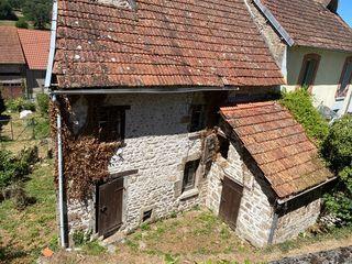 Maison de village BUSSIERE DUNOISE 36 m² ()