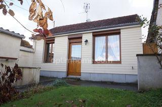 Maison FRIVILLE ESCARBOTIN 58 m² ()