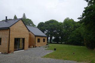 Maison en bois LANNION 95 m² ()