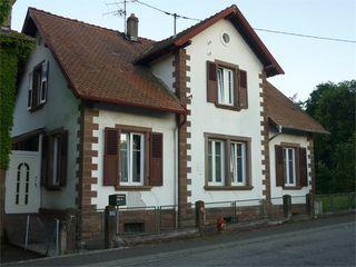 Maison en pierre MARMOUTIER 100 m² ()