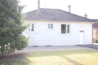 Maison plain-pied SOUESMES 68 m² ()