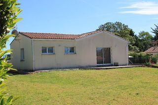 Maison plain-pied COGNAC 120 m² ()