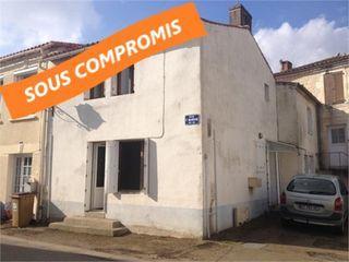 Maison en pierre MAREUIL SUR LAY DISSAIS 60 m² ()