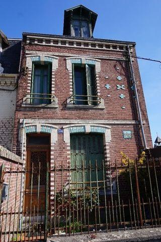 Maison LE TREPORT 63 m² ()