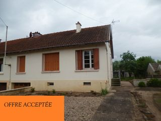 Maison mitoyenne GUEUGNON 87 m² ()