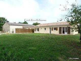 Maison CAHUZAC 97 m² ()