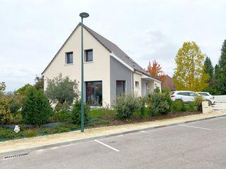Maison contemporaine SAULON LA RUE 108 m² ()