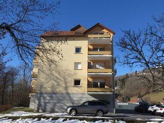 Appartement en résidence LA BRESSE 28 m² ()