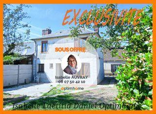Maison de village VERNEUIL SUR AVRE 76 m² ()