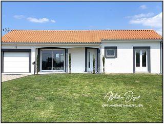 Maison contemporaine RANDAN 94 m² ()