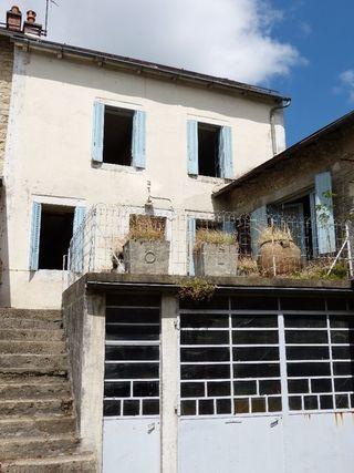 Maison mitoyenne LAPANOUSE 79 m² ()