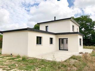 Maison contemporaine LE VIEUX MARCHE 131 m² ()