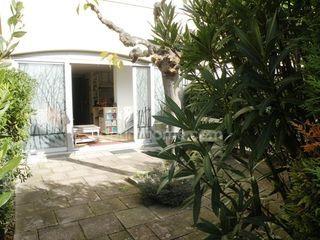 Appartement en rez-de-jardin LE CAP D'AGDE 30 m² ()