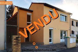 Maison VAIVRE ET MONTOILLE 101 m² ()