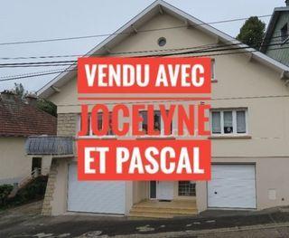 Maison de ville SAULNES 125 m² ()
