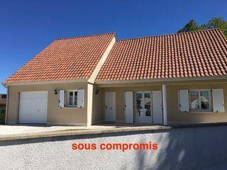 Maison BESSINES SUR GARTEMPE 90 m² ()