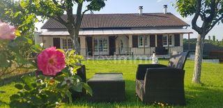 Maison individuelle POUYASTRUC 105 m² ()
