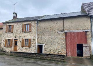 Maison de village DUN LE PALESTEL 100 m² ()