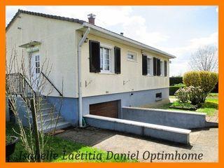 Maison individuelle VERNEUIL SUR AVRE 81 m² ()