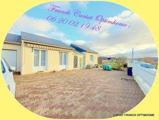 Maison plain-pied MARSAC 78 m² ()