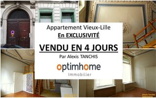 Studio mezzanine LILLE 24 m² ()