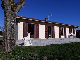 Maison individuelle DUHORT BACHEN 115 m² ()