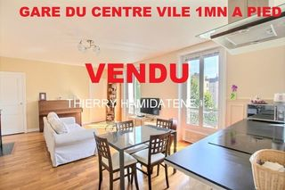 Appartement bourgeois ARGENTEUIL 72 m² ()