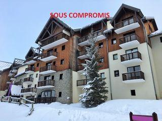 Appartement en rez-de-jardin  VALFREJUS 28 m² ()