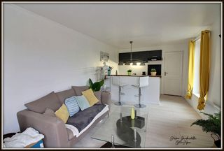 Appartement CARRIERES SOUS POISSY 28 m² ()