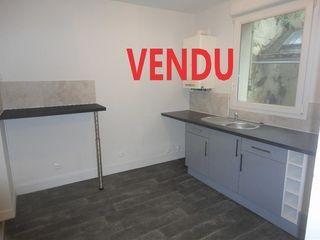 Appartement rénové LE HAVRE 31 m² ()