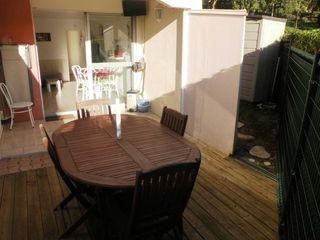 Appartement en rez-de-jardin LE CAP D'AGDE 32 m² ()