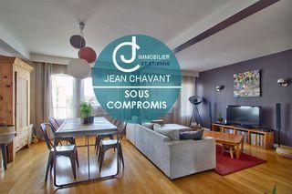 Appartement en résidence SAINT ETIENNE 80 m² ()