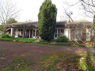 Maison individuelle LE GOND PONTOUVRE 187 m² ()