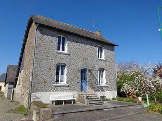 Maison en pierre FLEURIGNE 100 m² ()