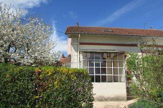 Maison mitoyenne SANVIGNES LES MINES 80 m² ()