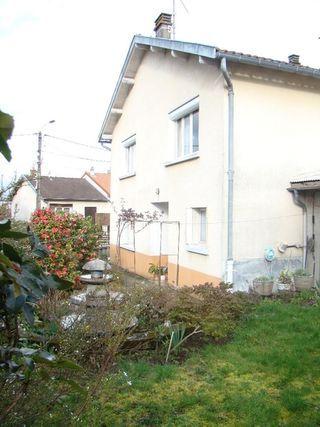 Maison à rénover LIMOGES 80 m² ()