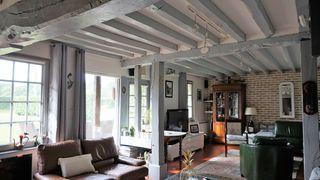 Maison de caractère SAINT GEORGES DU VIEVRE 120 m² ()