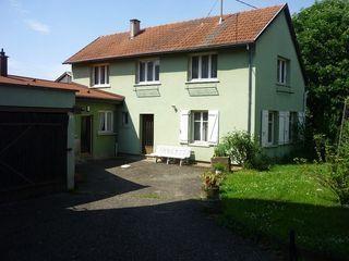 Maison individuelle SCHARRACHBERGHEIM IRMSTETT 111 m² ()