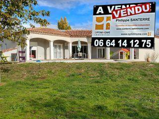 Villa JONQUIERES SAINT VINCENT 158 m² ()