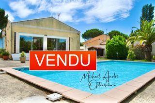 Villa AIGUES MORTES 173 m² ()