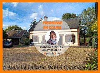 Maison de campagne VERNEUIL SUR AVRE 115 m² ()