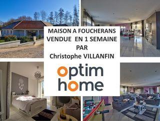 Maison plain-pied FOUCHERANS 170 m² ()