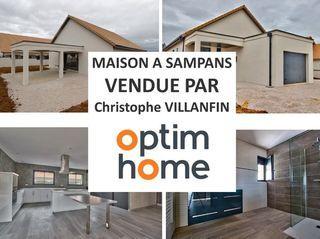 Maison plain-pied SAMPANS 130 m² ()